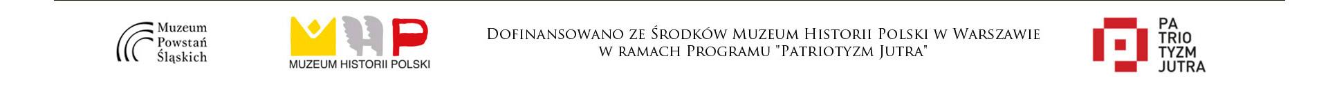 Dofinansowano ze Środków Muzeum Historii Polski w Warszawie w ramach Programu